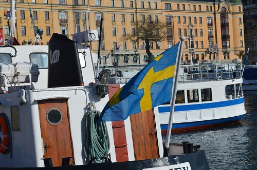 Premières découvertes de Stockholm