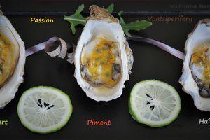 Huîtres Passionnées, pour les déguster autrement!