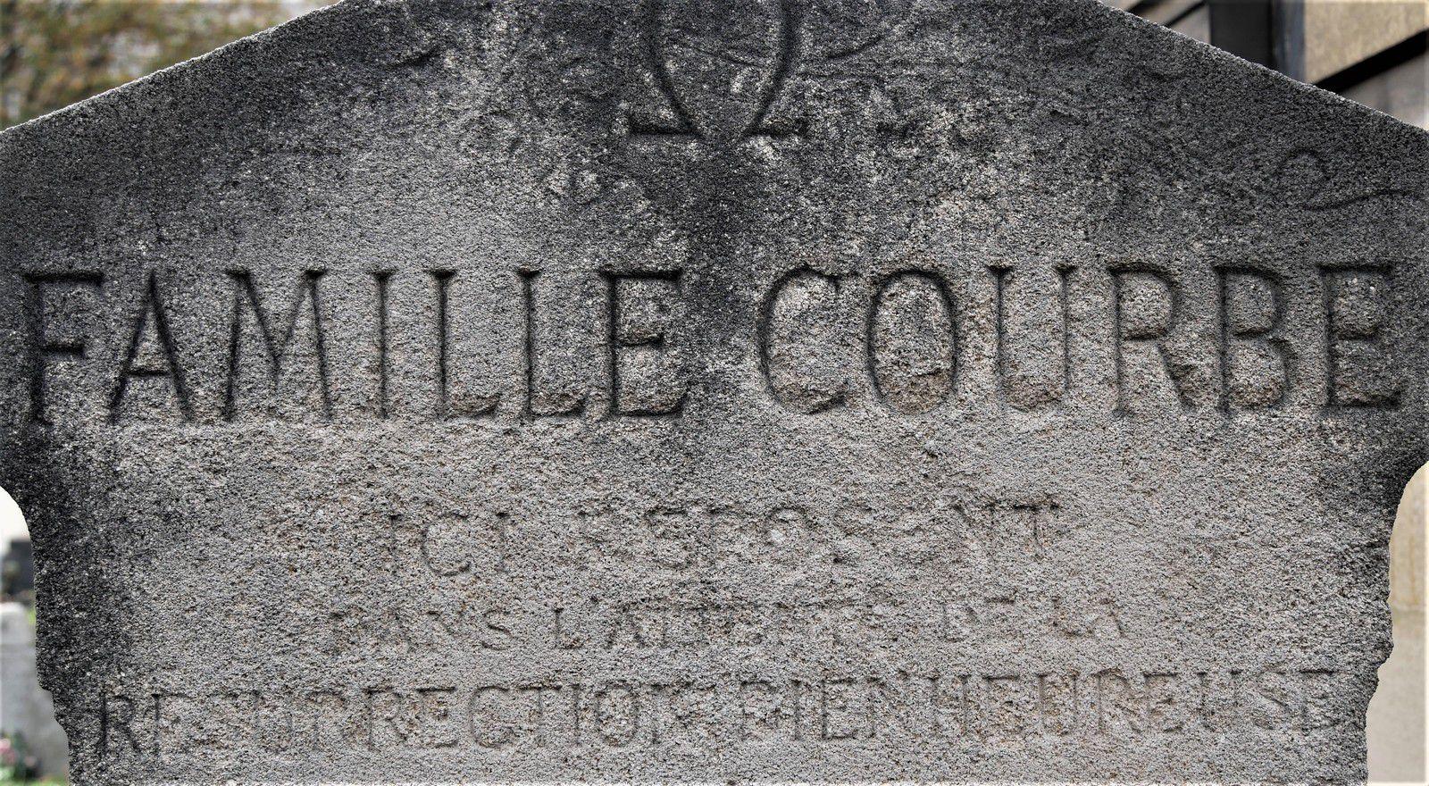 Les noms originaux du cimetière Montmartre! Le sourire des tombes. le cimetière Saint-Vincent.