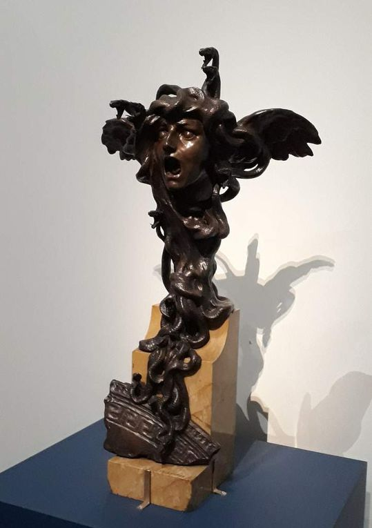 Exposition Khnopff au Petit Palais