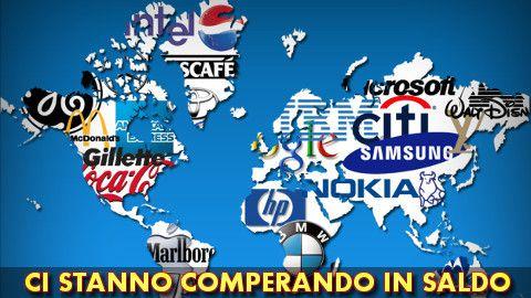 Oltre al colpo di stato: come ci stiamo consegnando alle multinazionali - di Claudio Messora