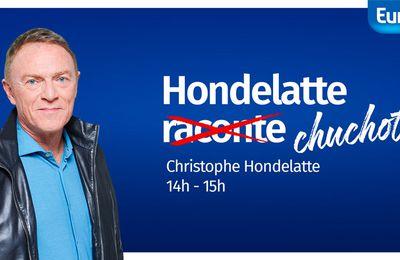 Christophe Hondelatte chuchote ce mercredi l'histoire de « l'homme- chevreuil » sur Europe 1