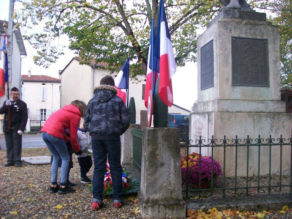 Le 11 novembre : jour de mémoire