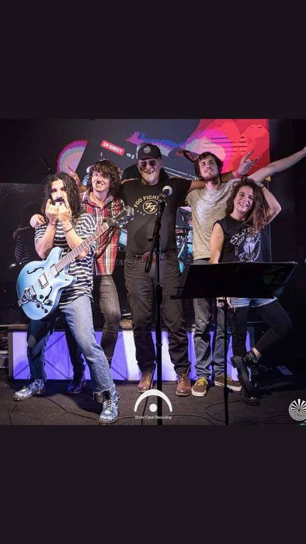 Slide and Rock un concours de performance de glisse et d'hommage rock en ligne proposé par Patrick Michel!