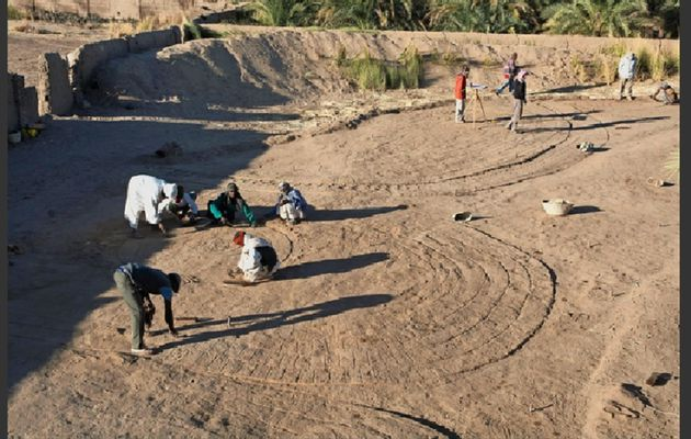 Un archéologue suisse déterre au Soudan les...