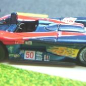 PANOZ LMP-1 ROADSTER S HOT WHEELS 1/64 - car-collector.net