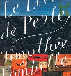Le livre de Perle- Timothée de Fombelle