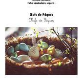Fichier PDF Peppa fête Pâques [Vocabulaire séparé].pdf