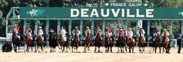 Quinté+ - Dimanche 8 Juillet à Deauville