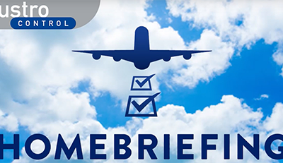 Austro Control and FREQUENTIS highlight success of new Homebriefing system