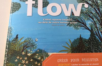 Flow magazine N° 46 mars avril