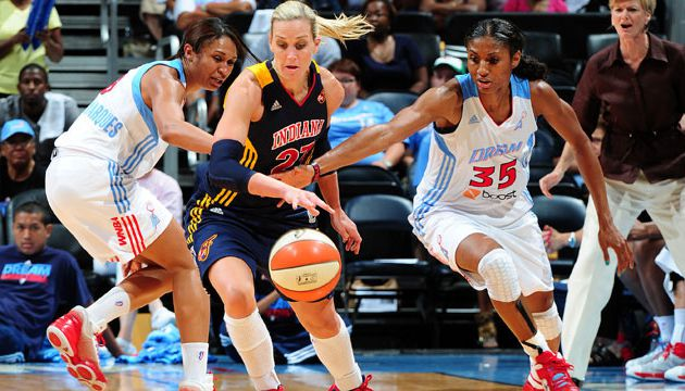 WNBA: Indiana Fever étincelant face à Atlanta Dream