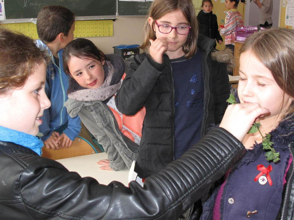 Ateliers inter classes