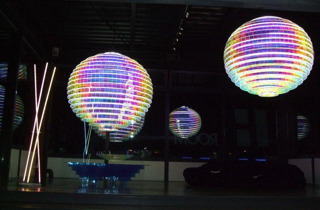 Expo de L'ombre à la lumière