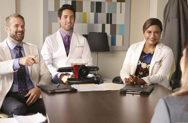 Critiques Séries : The Mindy Project. Saison 5. Episodes 2, 3 et 4.