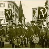 """""""Le Parti communiste suisse a fourni de nombreux cadres au Komintern"""""""