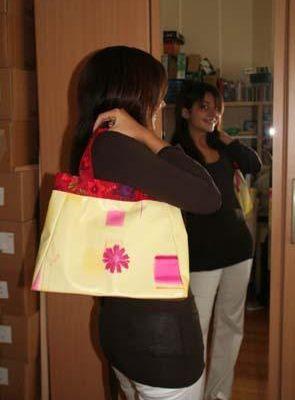 Le sac 'Cora'
