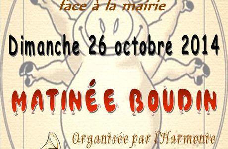 Matinée Boudin