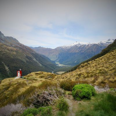 The Matukituki Valley Track, en dehors des sentiers battus