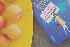 L'accro du shopping, tome 7 : à Hollywood - Sophie Kinsella