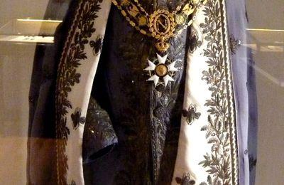 Costume de cour du maréchal Alexandre Berthier