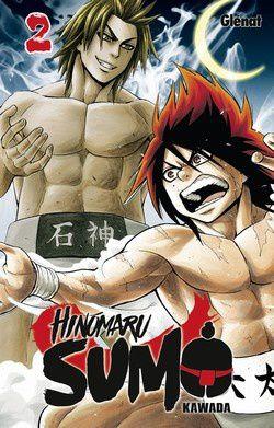 Hinomaru Sumo - Tome 2