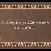 Pardonner aux gens - Salafidunord