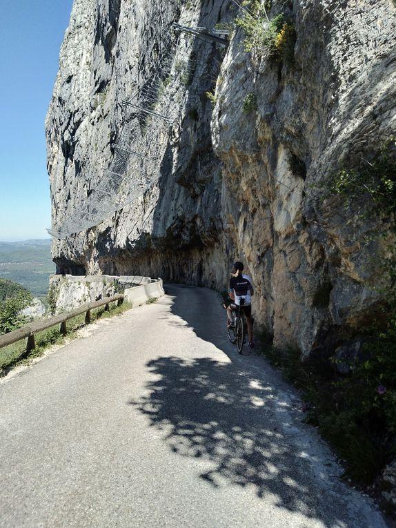 Sortie VTT pour Pat et autres virées à vélo en images...