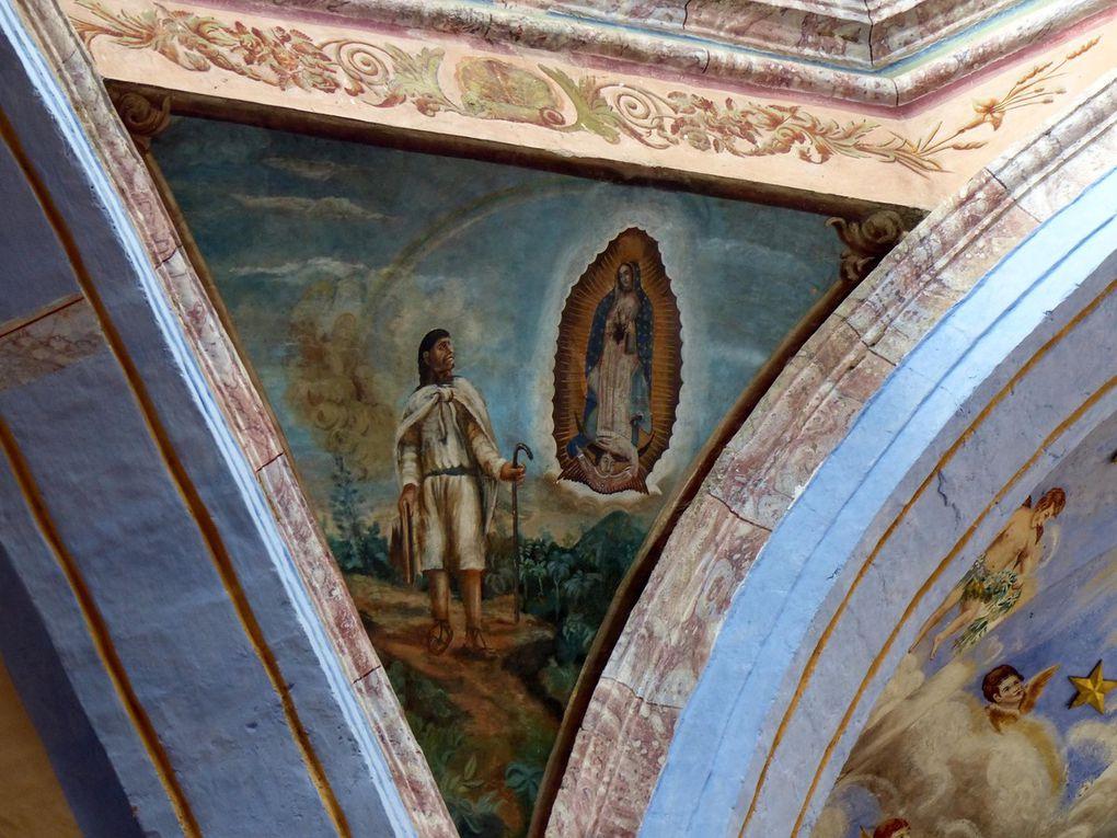 Les Missions du Queretaro - Cascades de Tamul