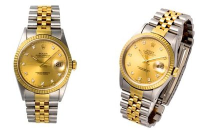 Rolex Homme Date Just
