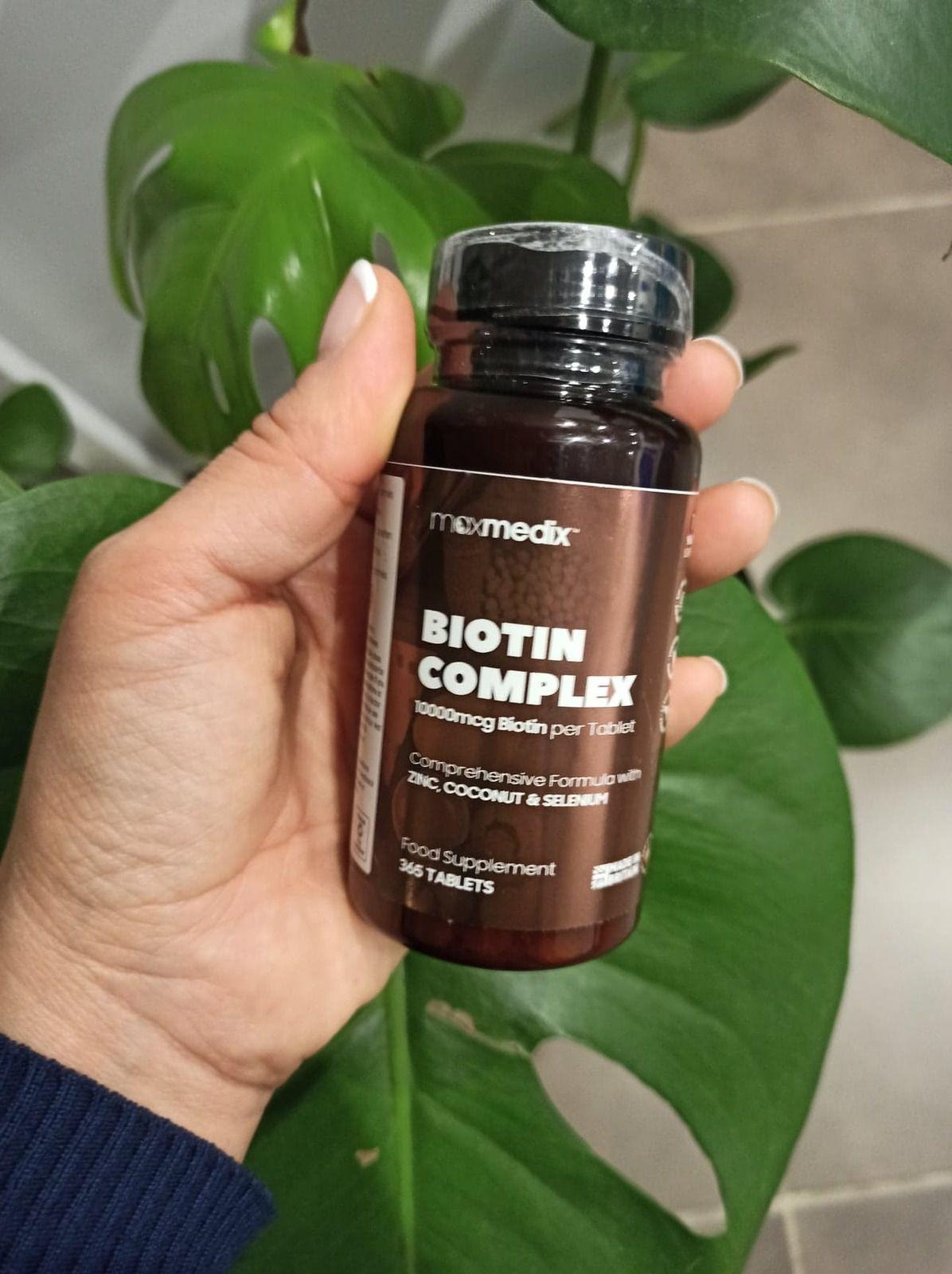 Biotin Complex de la marque Maxmedix