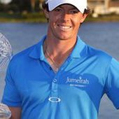 McIlroy mural for the Holyland