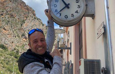 Horloge gare ATO !!!!!!
