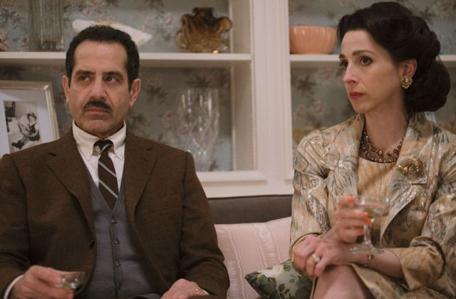 Critiques Séries : The Marvelous Mrs. Maisel. Saison 1. Episodes 4 et 5.