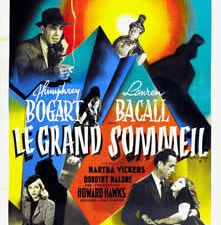 Le Grand Sommeil de Howard Hawks