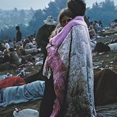 That's me in the picture: Bobbi Ercoline, 20, at Woodstock, 17 August 1969