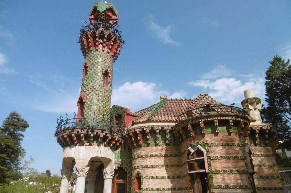 El capricho.... de Gaudí.