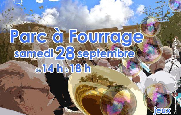 Au programme de la 2ème édition de la Fête du quartier de Pied-Sec au Parc à Fourrages