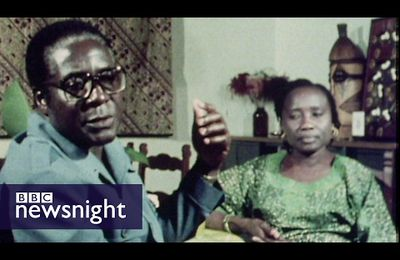 #Mugabe's 1980 victory in Zimbabwe - BBC Newsnight Archives (1980)