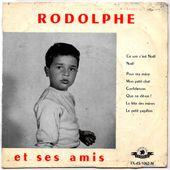Rodolphe et ses amis - La fête des mères - 1958 - tournedix-le-gaulois