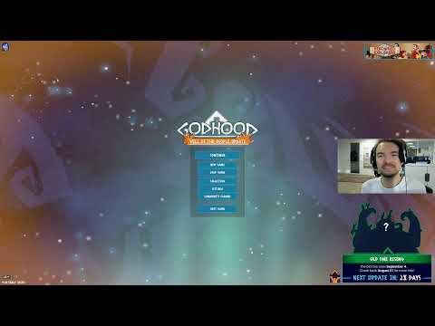 [ACTUALITE] Godhood - Lancement complet aujourd'hui sur Steam