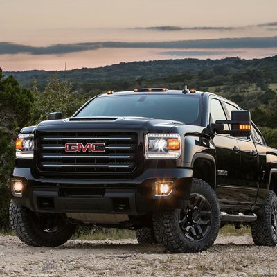 GMC Sierra 2500HD All Terrain X - 2017 - Gallery
