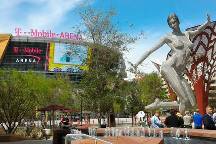 Marco Cochrane's Bliss Dance welcomes T-Mobile Arena to Las Vegas