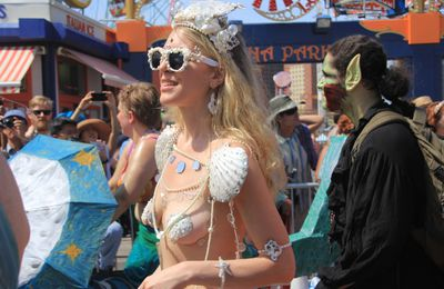Mermaid Parade, only in New York