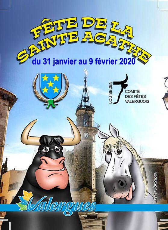 """La fête d'hiver """"Sainte Agathe"""" débutera vendredi  31 janvier et se clôturera le dimanche 9 février"""