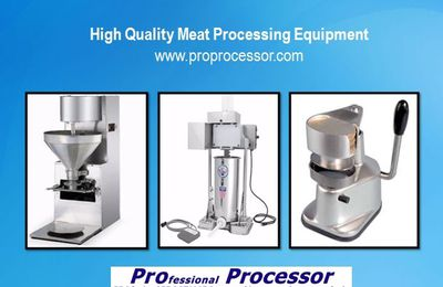 Shop Wide Range of Meat Processing Equipment Online