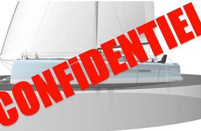 EOS 54, un tout nouveau catamaran hautes performances construit à Lorient (56)