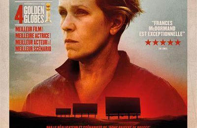 3 Billboards – les panneaux de la vengeance (Three billboards outside ebbing, Missouri)