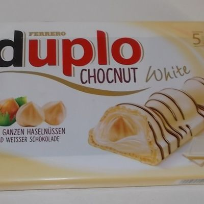 duplo Chocnut White