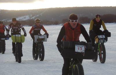 Ultras VTT en autonomie : la saison bat son plein dans les régions polaires !